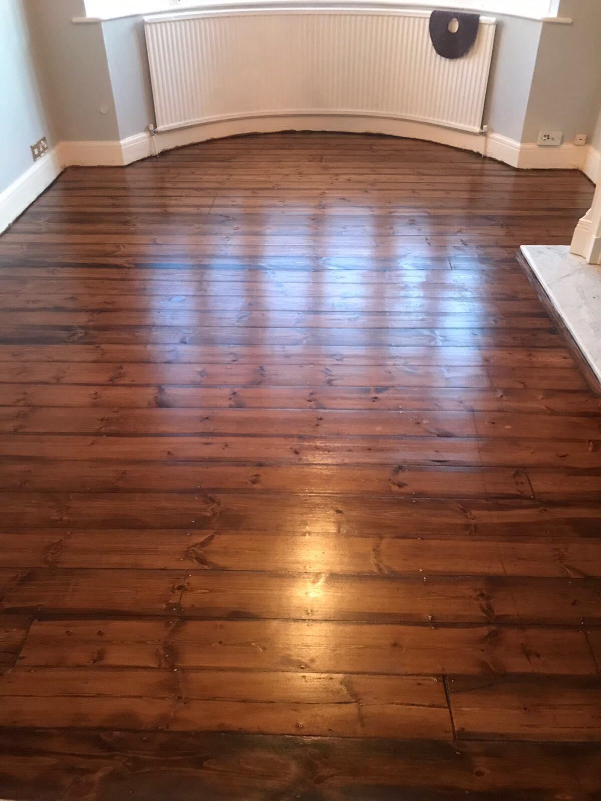 floor sanding in bromley